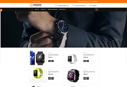 Amazon Watch Store